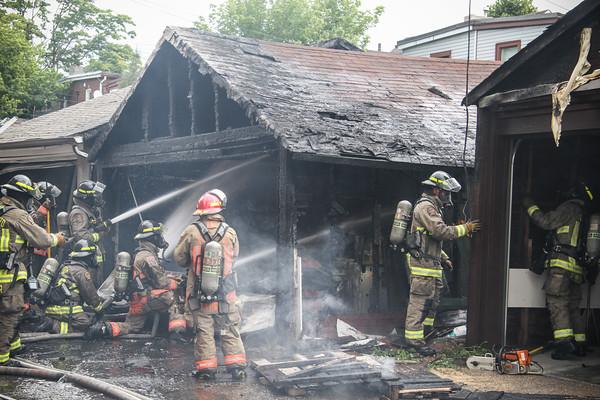 July 27, 2020 - Working Fire - 1164 Dufferin St.