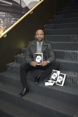 Author Gamal Williams