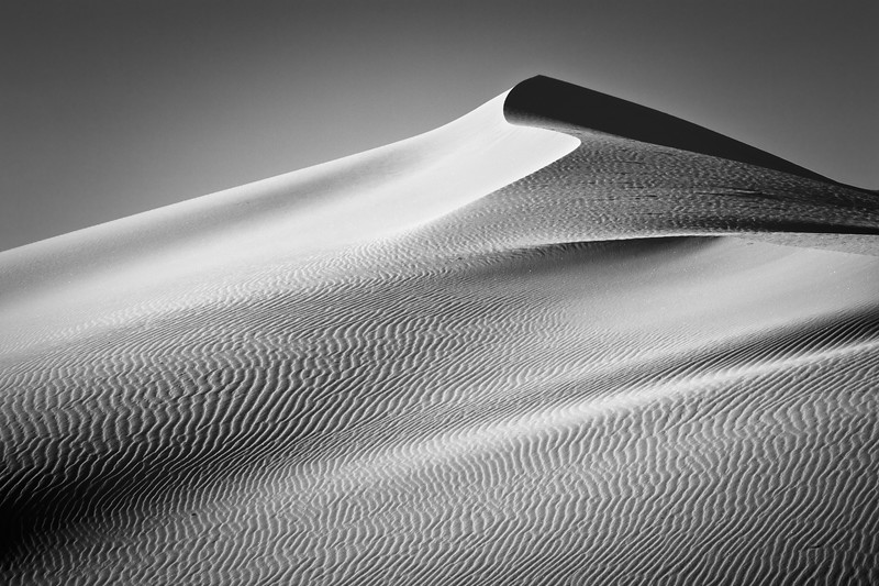 'Great White Sand Dune' - New Mexico, USA