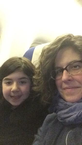 El Al, on our way... a 20 hour epic travel adventure!