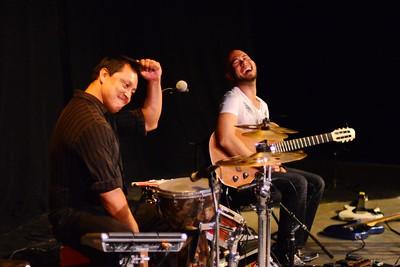 Jimmy & Enrique Live Recording at the New Village Arts Theatre
