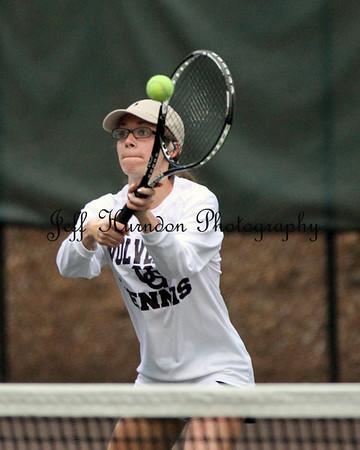 UGHS Tennis 3-24-14