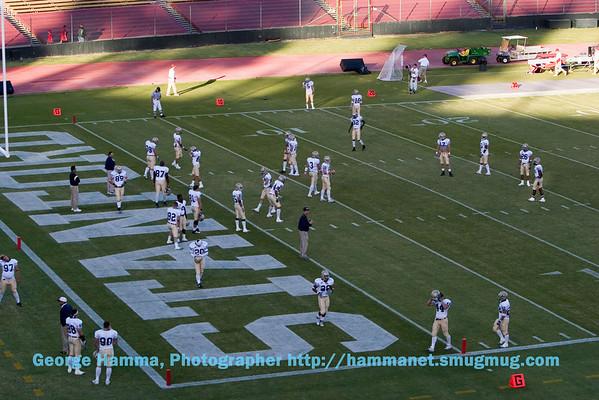 UC Davis vs Stanford Football 9/17/05-Pregame
