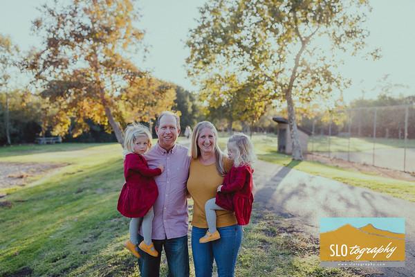 DiSanto Family ~ Fall '19