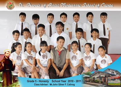Class Photos 2010-2011