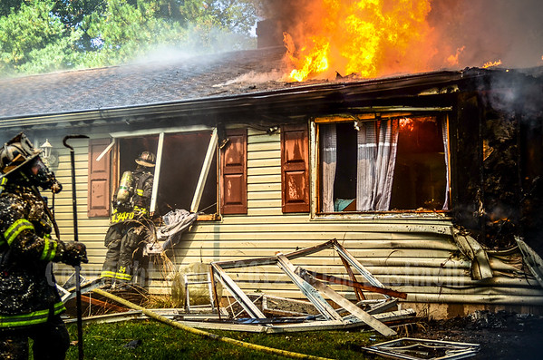 2019 Structure Fires