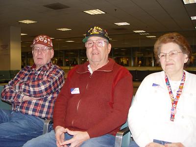January 24, 2007 (2 Flights)