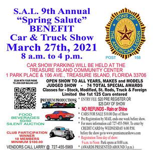 2021-03-27...Sons of American Legion...Car show