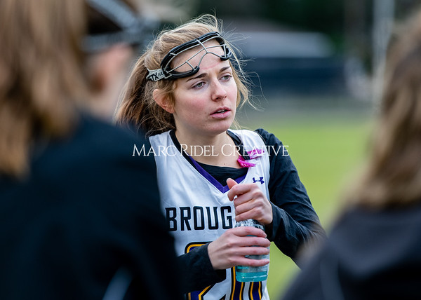 Broughton girls varsity lacrosse vs Middle Creek. February 28, 2020. MRC_5531