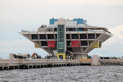 Pier Demolition