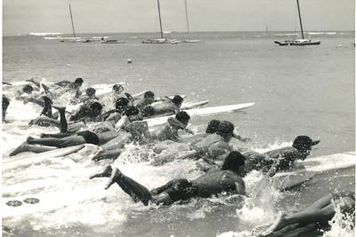 2nd Annual Cline Mann 5K Paddleboard Race  8-9 1986