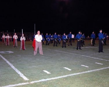 Marshall County Band Performance - August 26, 2005