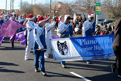 Plano Holiday Parade 12/9/2017