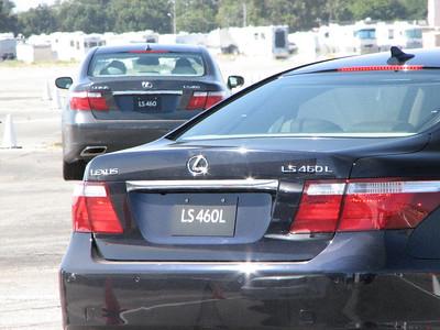 2006.09.23 Sat - Taste of Lexus test drives in Irvine, CA
