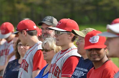 BV Baseball vs WHS 5-16-17