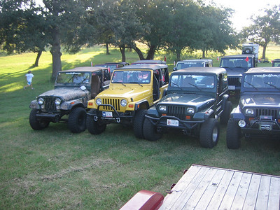 Texas Fall Spur Jeep Jamboree 9/07
