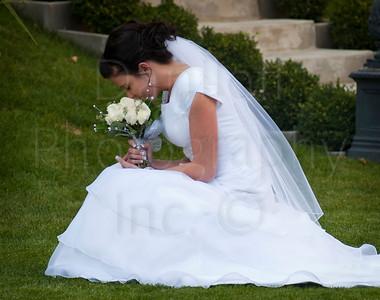 Alicia Davis Bridal Portrait