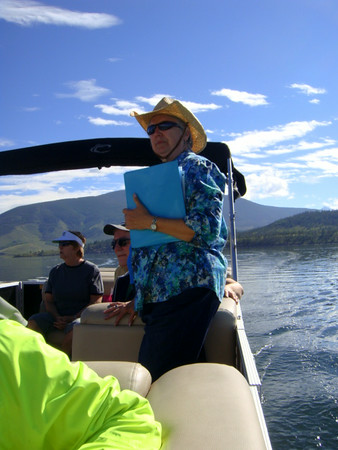 Historical Tour of Lake Dillon
