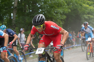 2019 UCI MOUNTAIN BIKE WORLD CHAMPIONSHIPS - MEN ELITE