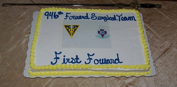 946th Forward Surgical Team ceremony 01/04/2011 - 946th Forward Surgical Team - Deployment Ceremony Ft. Whiting, Mobile, Al.