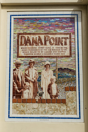 Dana Point Art in Public Spaces