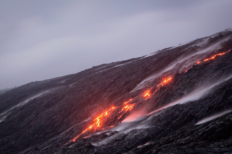 Kilauea Lava Flow 61g