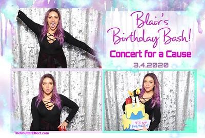 Blair's Birthday Bash