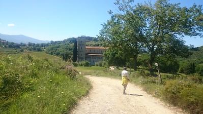 Tuscany Walking Tour - 2016
