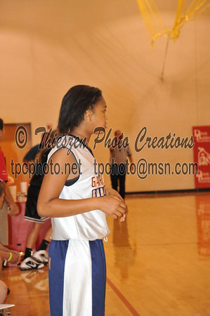 Garden State Sharp Shooters Vs Dayton Lady Hoopsters