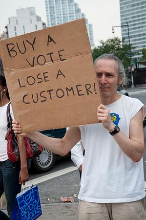 MoveOn Fights Corporate Pollution In Washington