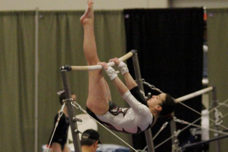Grace on Bars @ Springfield Women's Gymnastics Tournament