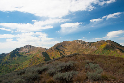 Hiking The Wasatch Front Trail System