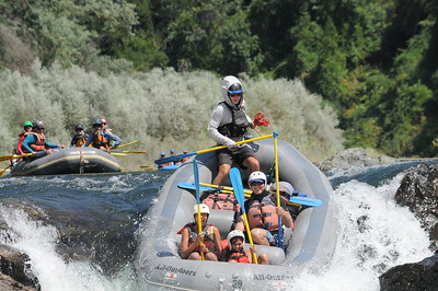 20200726 Middle Fork American River Rafting