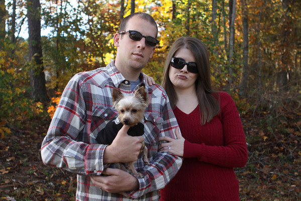 Kyle & Steph's Fall Session