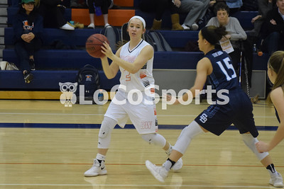 Girls Basketball: Briar Woods 49, Stone Bridge 31 by Owen Gotimer on January 25, 2019