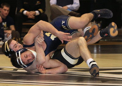ARMY NAVY Match Feb 19th, 2011, at West Point, NY