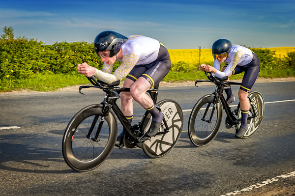 The Jim Braginton Memorial 2up TTT 22-04-2019