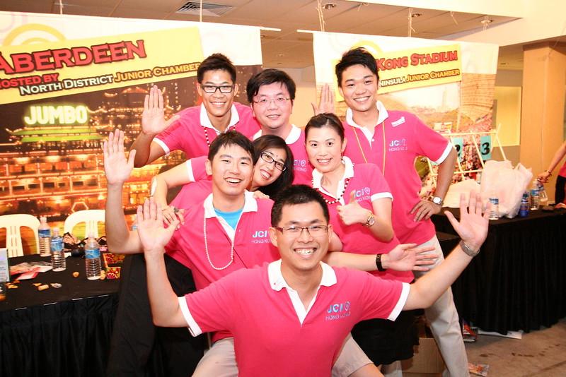 20100604 - 新加坡亞太大會Day2
