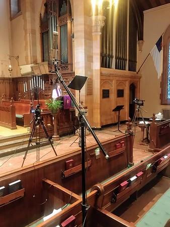 South Church virtual service
