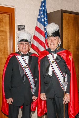 K of C-4th Degree-Officer Installation-2016 2017