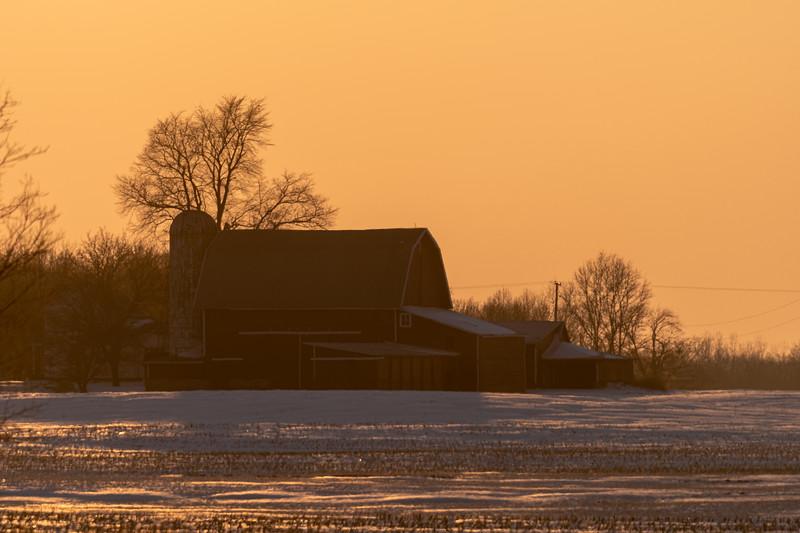 sunset over the Webber's barn 2-16-20-5.jpg