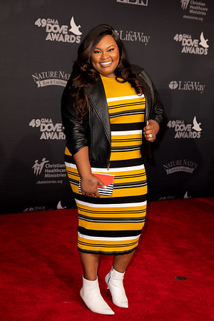 2018 Dove Awards Red Carpet