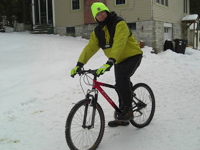Icebiking, Winter 2009/10