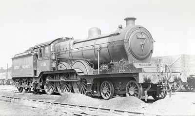 """The S.D. Holden B12 (GER Class S69 / """"1500""""s) 4-6-0s in Scotland"""