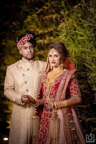 Fahad & Sarjana Wedding