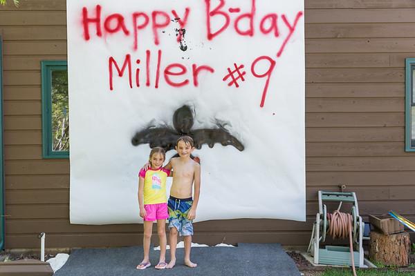 2019.06.08 Miller BD Party