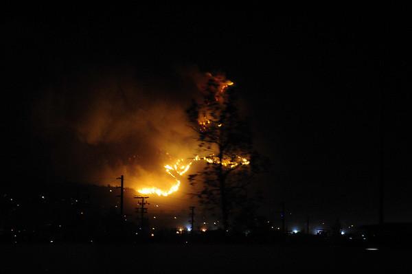 2008-11-14 & 11-15, Sylmar Fire