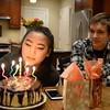 2018-01-22 Elise 17th Birthday V(21) Cake Caleb