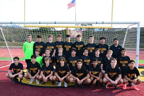 TP Boys JV Soccer Team 2019-20