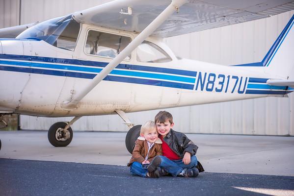 Airplane mini Dec 2018 Morrison